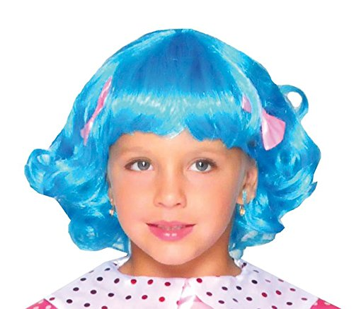 Lalaloopsy Rosy Bumps Wig Child Accessory - 1