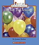 img - for What Is Density? (Rookie Read-About Science) book / textbook / text book