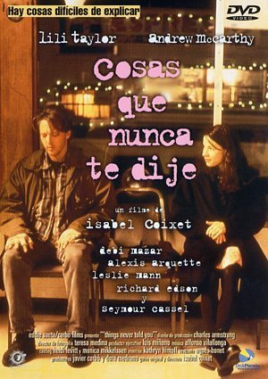 Cosas que nunca te dije (DVD) 192