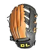 野球用品 トレーニング 野球グローブ グラブ ソフトボール手袋 ・グローブ ソフト 12.5インチ 左の手用