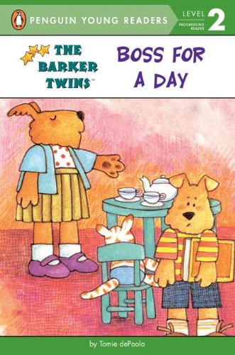 Boss for a Day (Penguin Young Readers, L2)