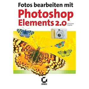 eBook Cover für  Fotos bearbeiten mit Photoshop Elements 2 0