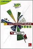 echange, troc Collectif - Mathématiques, 1ère BTS