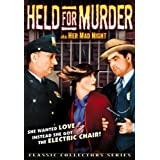 Held for Murder [Import USA Zone 1]