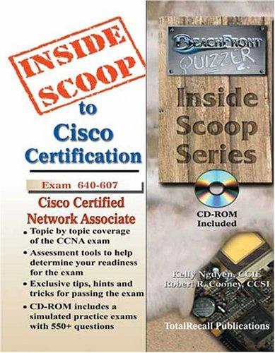 InsideScoop to Cisco CCNA Certification Cisco Certified Network Associate Examination 640-607