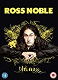 Ross Noble's Things - Live (Limited Edition - Exclusive to Amazon.co.uk) [DVD]