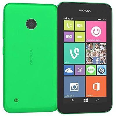 Il Nokia Lumia 530 è il più economico di Windows Phone smartphone fino ad oggi.Ha uno schermo da 4 pollici a 854 x 480 pixel di risoluzione, processore Qualcomm Snapdragon 200 quad-core da 1.2GHz, 512MB di RAM, 4GB di memoria, fotocamera pos...