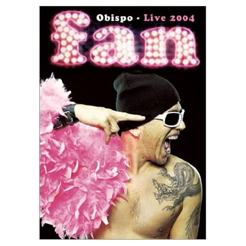 Pascal Obispo - fan (2 DVD) [2004 г., Pop, DVD5]