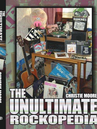 The Unultimate Rockopedia [Lane, Christine] (Tapa Blanda)