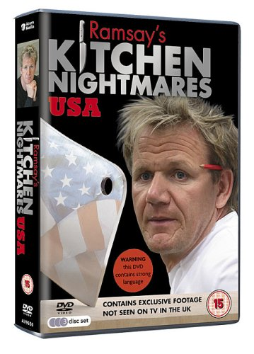 Ramsay's Kitchen Nightmares USA [DVD]
