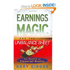 Earnings's Magic book cover image