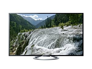 Sony KDL-55W802A 55-Inch 120Hz 1080p 3D Internet LED HDTV (Black)
