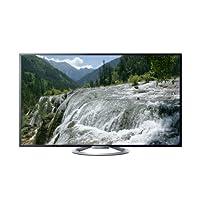 Sony KDL-55W802A 55-Inch 120Hz 1080p 3D Internet LED HDTV (Black)<br />