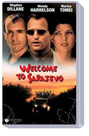 Welcome to Sarajevo [VHS]