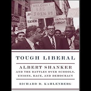 Tough Liberal Audiobook