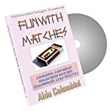 Fun With Matches Vol.1 By Wild Colombini Magic Dvd