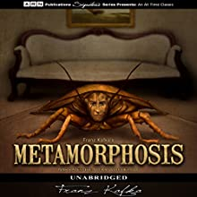 The Metamorphosis Audiobook by Franz Kafka Narrated by Nicky Whichelow