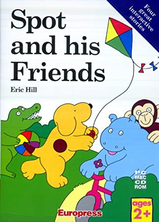 Spot & His Friends (DVD Case)