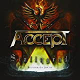 Stalingrad by Accept [Music CD]