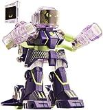 Tomy Battroborg Robot, Purple