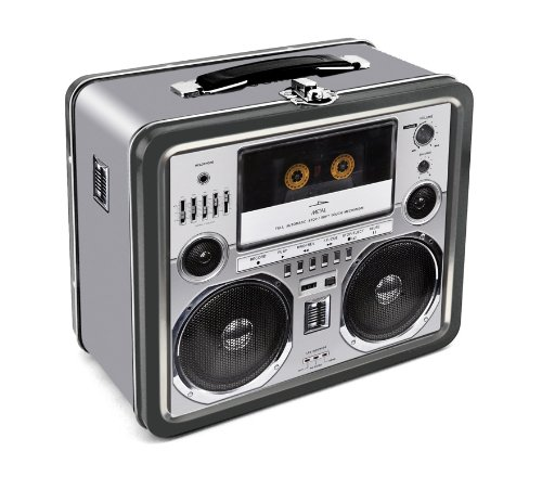 Aquarius Boombox Large Tin