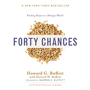 Forty Chances Audiobook