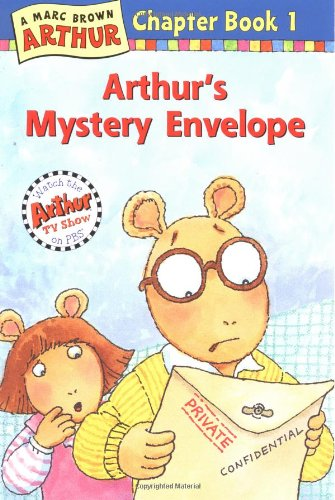 Arthur's Mystery Envelope: An Arthur Chapter Book (Marc Brown Arthur Chapter Books)
