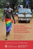 Human Rights, Sexual Orientation and Gender Identity in the Commonwealth: Struggles for Decriminalisation and Change