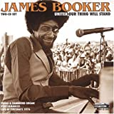echange, troc James Booker - United Our Thing Will Stand