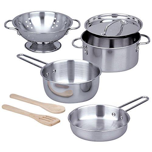 Let's Play House! Pots & Pans Set