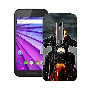 ZAPCASE PRINTED BACK COVER FOR MOTOROLA MOTO G3- Multicolor