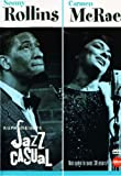 Sonny Rollins and Carmen Mcrae [DVD]