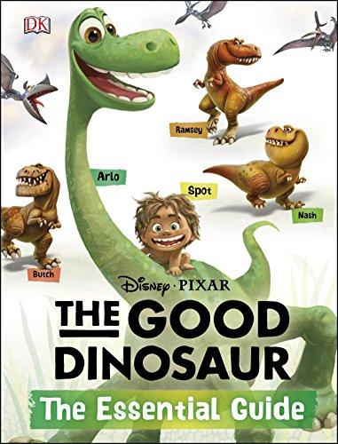 The Good Dinosaur. The Essential Guide (Disney Pixar)