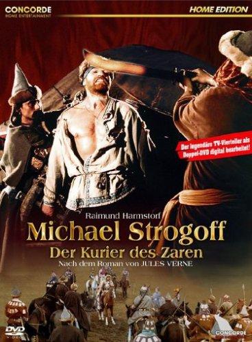 Michael Strogoff (2 DVDs) - Die legendären TV-Vierteiler