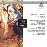 Pergolesi: Stabat Mater; Vivaldi: Gloria, RV 589