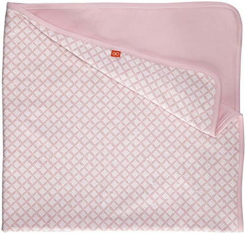 Magnificent Baby Baby-Girls Newborn Diamond 2-Ply Blanket, Girl's Diamonds, One Size