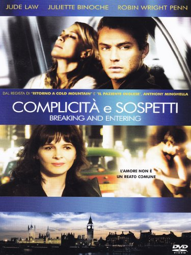 Complicità e sospetti - Breaking and entering [IT Import]