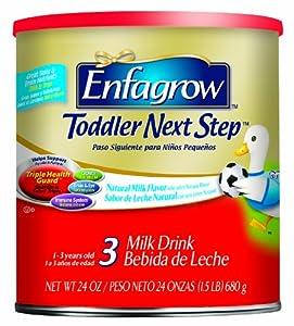 Enfagrow美赞臣金樽3段幼儿配方奶粉24盎司Toddler Next折后 $14.99