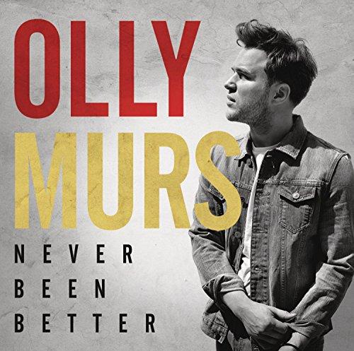 Olly Murs-Never Been Better-2015-MTD Download