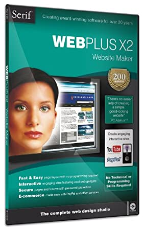 WebPlus X2 Website Maker (PC)
