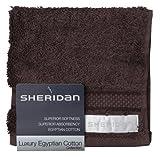 Sheridan S1HBTN446 33 x 33 cm Towels 1 Egyptian Luxury Towel Face Washer, Husk