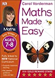 Carol Vorderman Maths Made Easy Ages 7-8 Key Stage 2 Beginner (Carol Vorderman's Maths Made Easy)