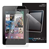 MiniGuard Screen Protector for Google Nexus 7 1st Gen (3x Pack Anti-Glare)