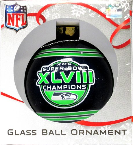 Super-Bowl-Xlviii-48-Champ-Seattle-Seahawks-Glassball-Christmas-Ornament