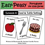 Portuguese Lesson 4: Food & Table Set...