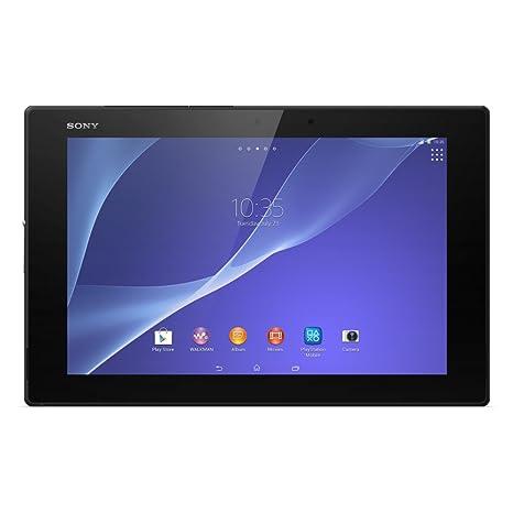 "Sony Xperia Z2 Tablette Tactile 10,1"" 2,3 GHz 16 Go Wi-Fi 4G Noir"