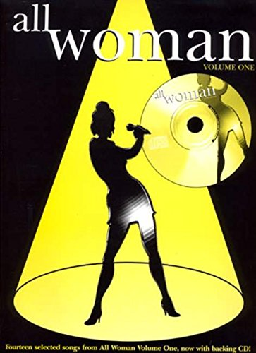 All Woman Collection: v. 1: (Piano/vocal/guitar)