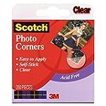 3M Scotch Photo Corners Self Adhesive...
