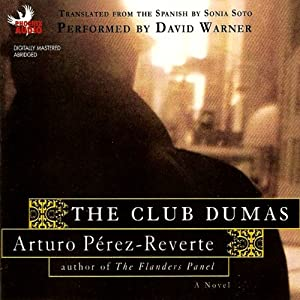 The Club Dumas - Arturo Perez-Reverte