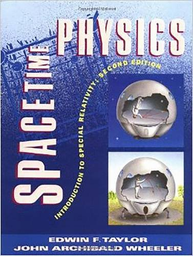 Spacetime Physics: Introduction to Special Relativity